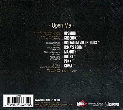 Open Me (verso)